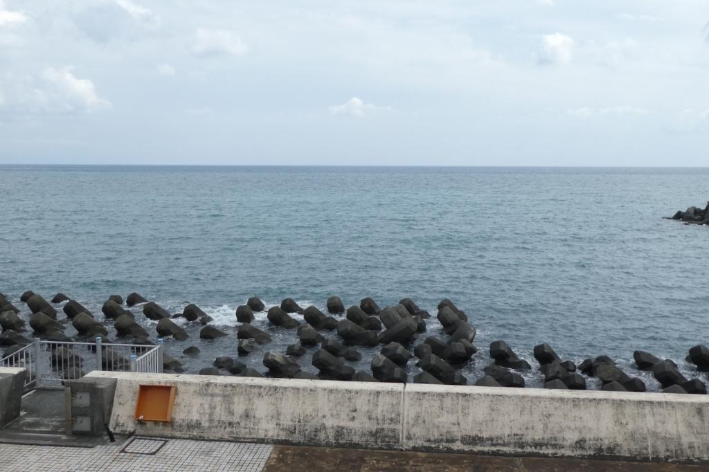 海も見えますよ