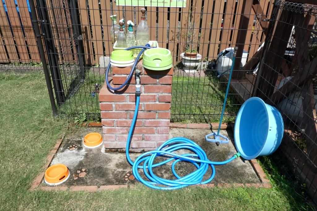 水飲み場スペース